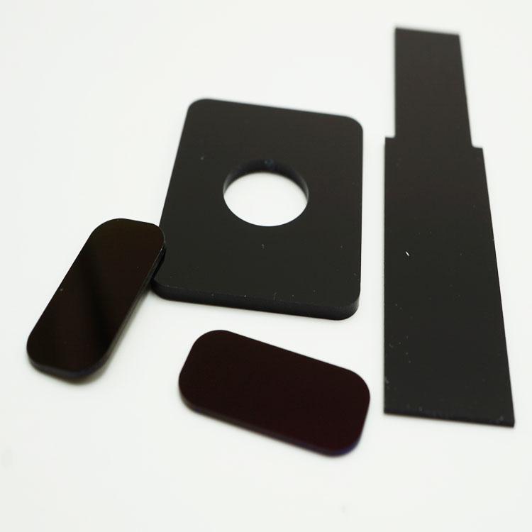 透红外波段黑色亚克力滤光片